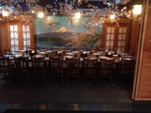 Reservations at The Cultured Pearl Private Party Room