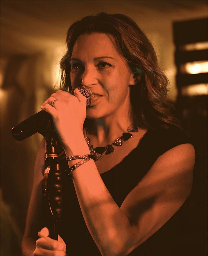 Kristin Carmen of Electric Velvet