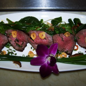 Rehoboth Beach Sushi - Beef Tenderloin