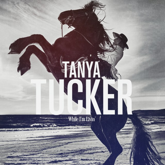 """Music: Tanya Tucker Unveils 'While I'm Livin"""" LP, New Single"""
