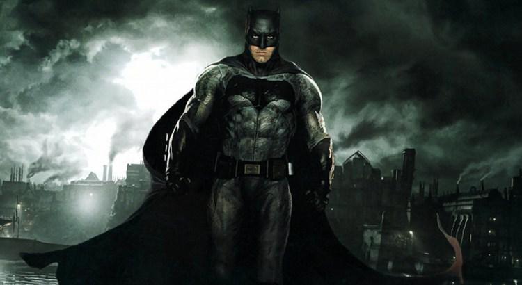 Ben Affleck is Bruce Wayne/Batman in Batman v Superman