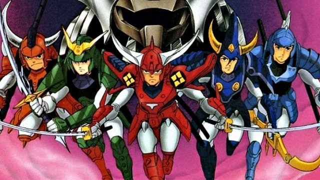 Image result for ronin warriors