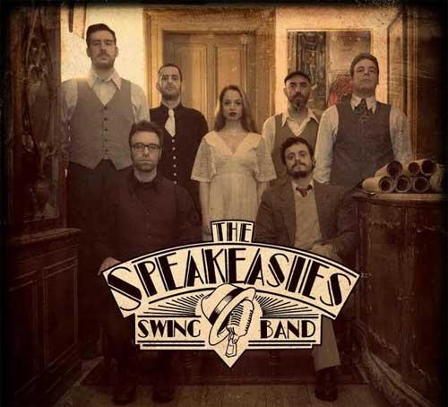 Αποτέλεσμα εικόνας για The Speakeasies Swing Band