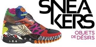 expo sneakers objet de désir