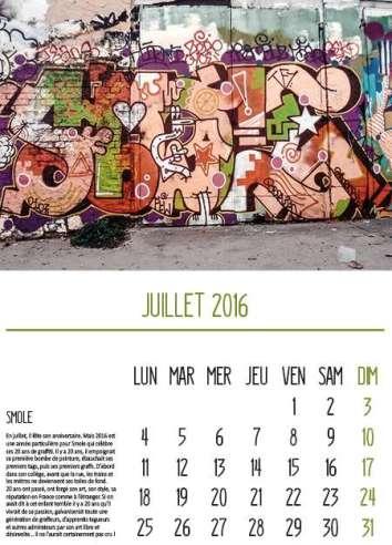 HSY Mois de Juillet