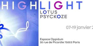 psychose oppidum expo light painting