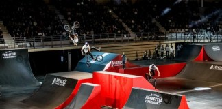 vendee freestyle session skate bmx roller