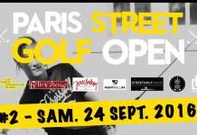 paris street golf open