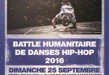 Battle humanitaire de danses hip hop 2016