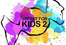 street for kids vente caricative street art