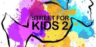 street for kids vente caricative street art