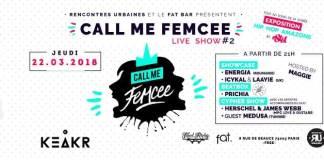 Call Me Femcee Live SHOW #2