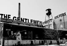 The Gentlemen Street Golfers urbex streetgolf
