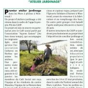 Article CASP 2016 revue de presse Culture(s) en Herbe(s)