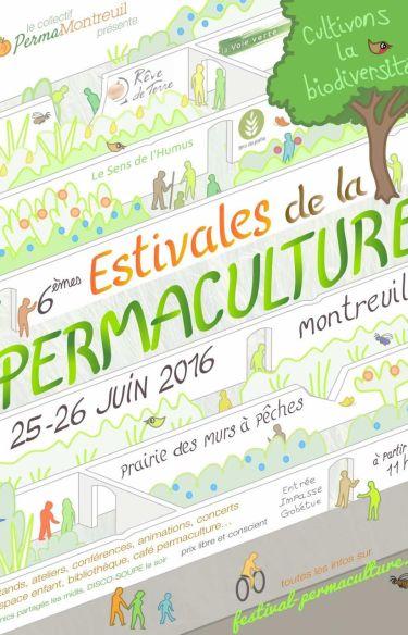 Estivales Permaculture 2016