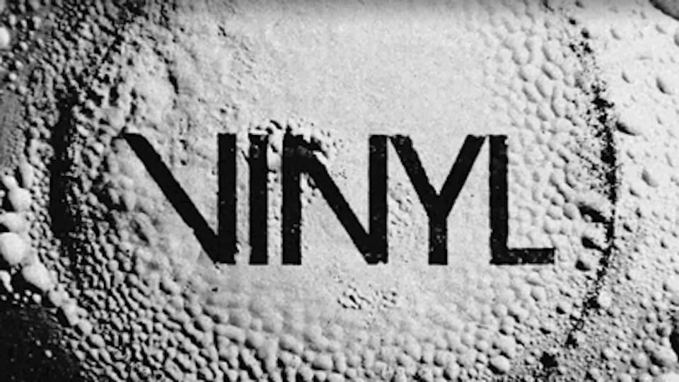 Vinyl Title Sequence (Fair Use)