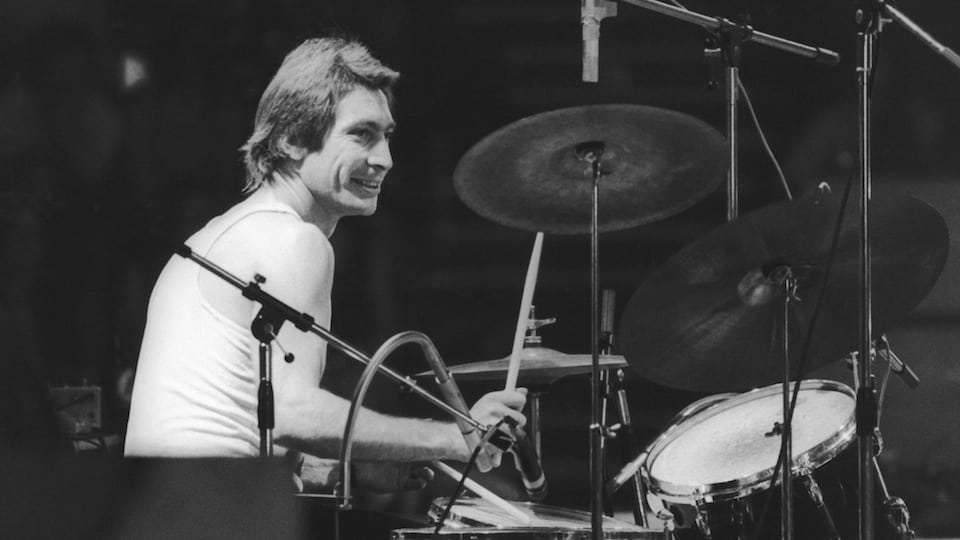 Charlie Watts Courtesy of Getty Images