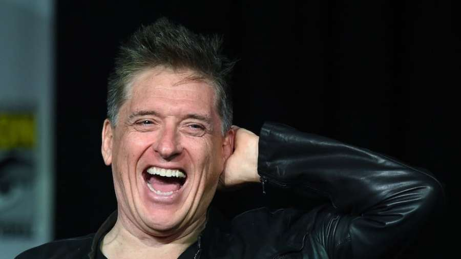 Craig Ferguson Courtesy of Getty Images