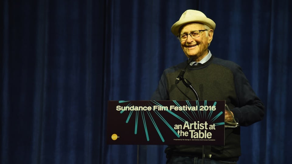 Norman Lear at Sundance 2016 Courtesy of Getty