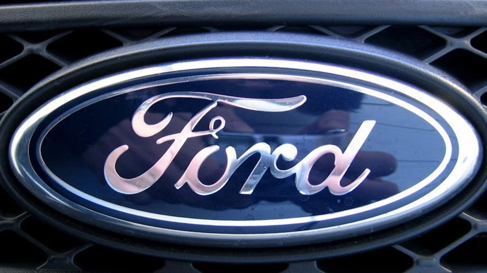 Ford logo (Public Domain)