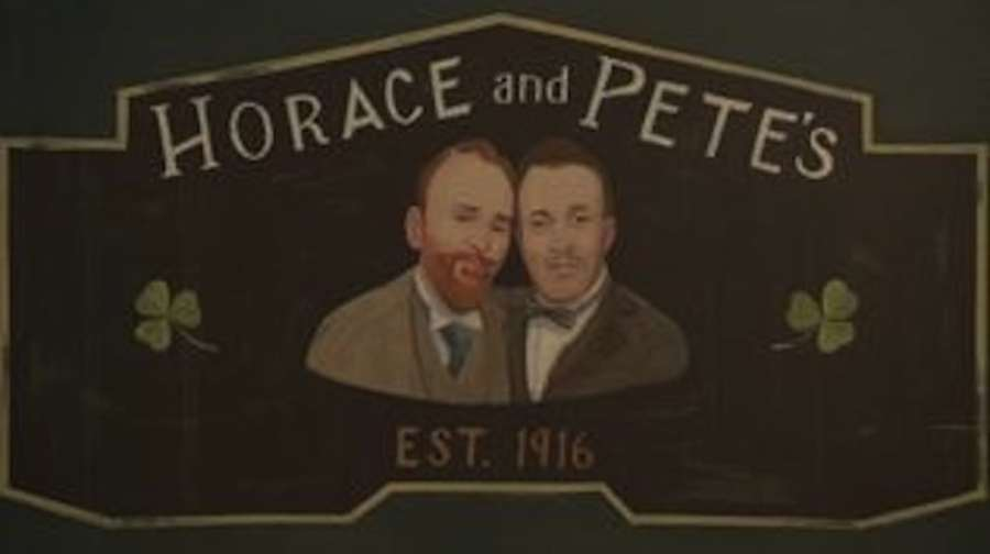 Horace and Pete logo