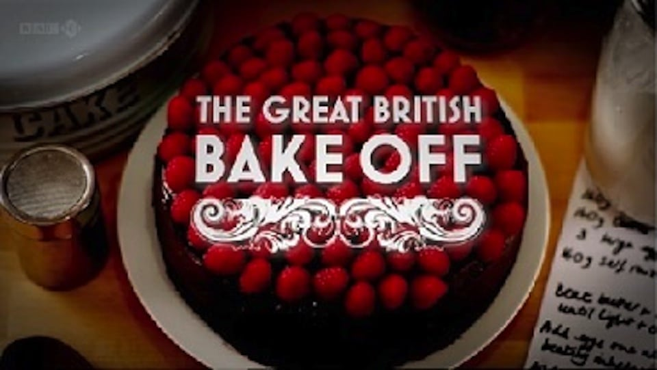 The Great British Bake Off (Fair Use)