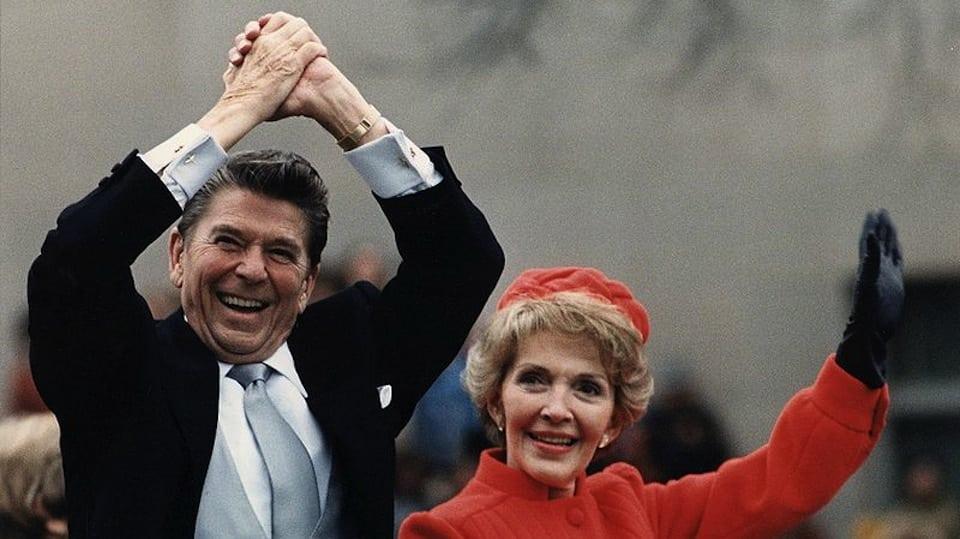 Ronald and Nancy Reagan (Public Domain)