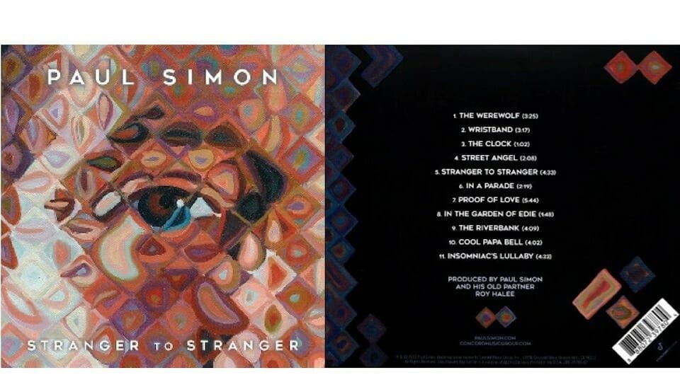 Stranger to Stranger album cover