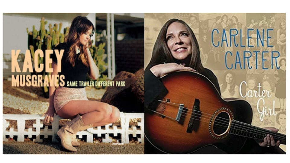Country Albums