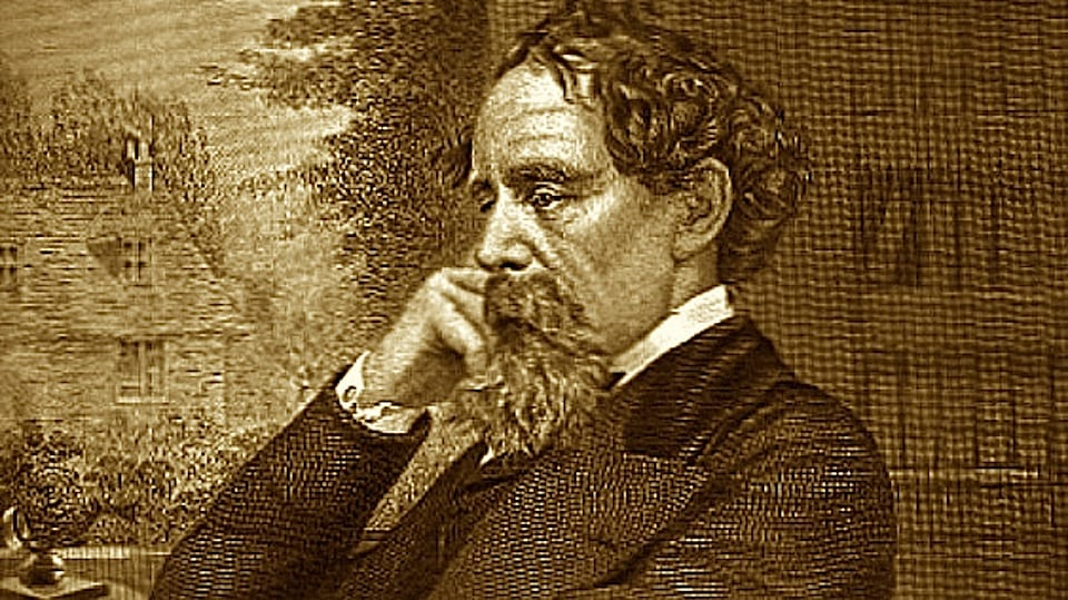 Charles Dickens Public Domain