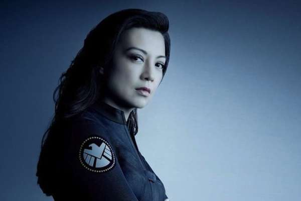 """Melinda May From """"Agents of S.H.I.E.L.D."""""""