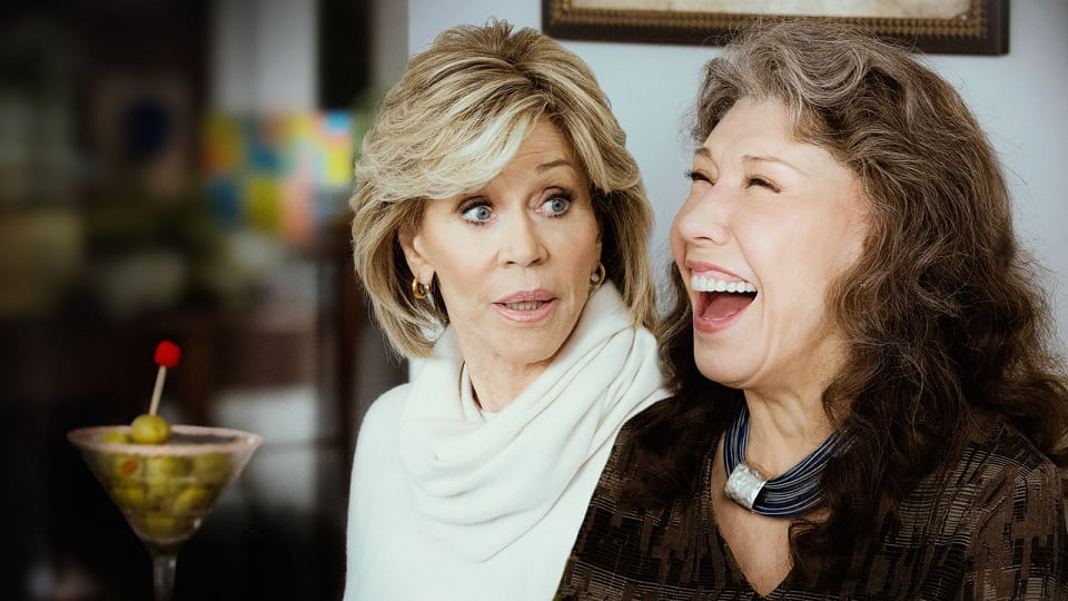 grace and frankie island cds