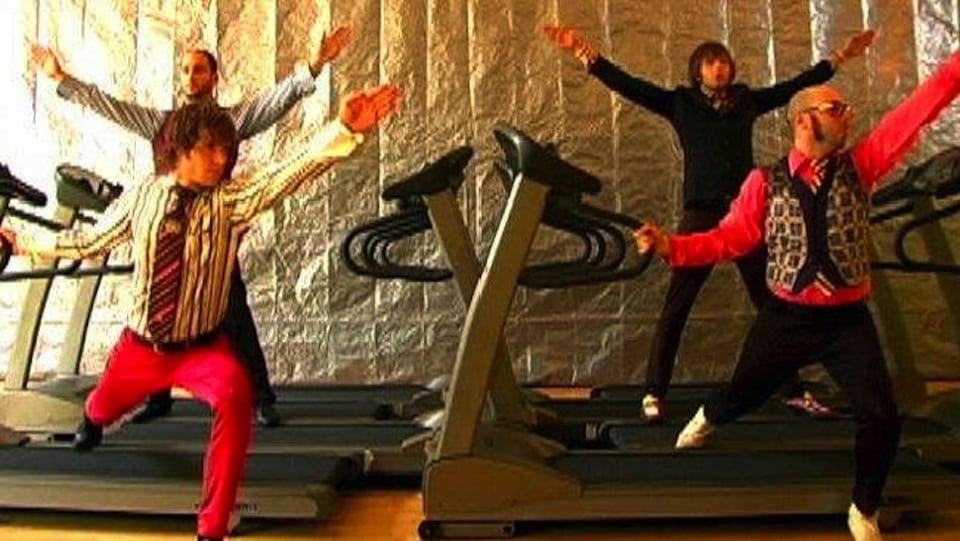 OK Go Treadmill