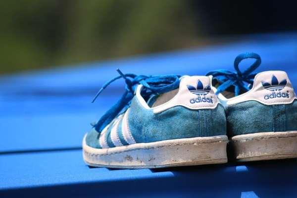 Adidas Sneakers (Public Domain image)