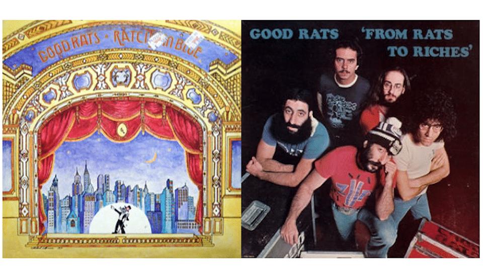 The Good Rats LPs (Fair Use)