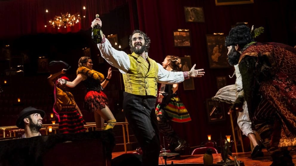 Josh Groban on Broadway