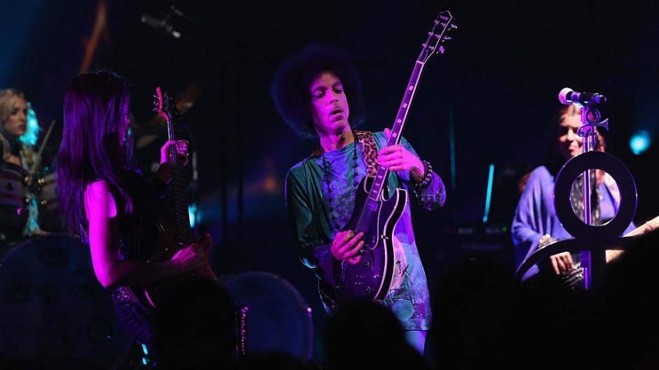 Prince Year Tribute