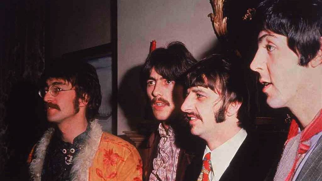 The Beatles 1967 photo by Hulton Archive/Getty Images