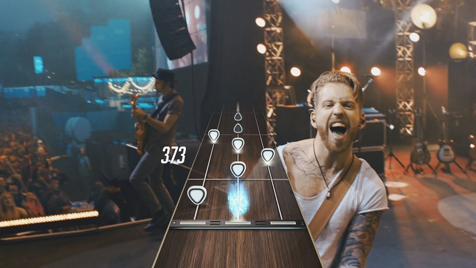 Guitar Hero Live (Fair Use)