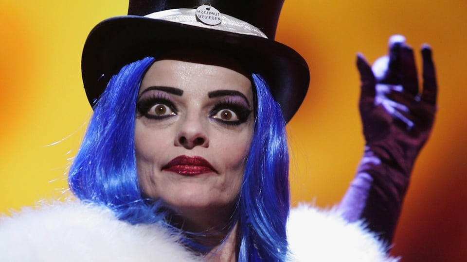 Nina Hagen Courtesy of Getty Images