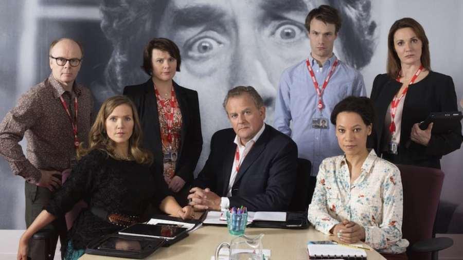 W1A BBC satire