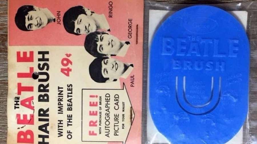 Beatle Brush