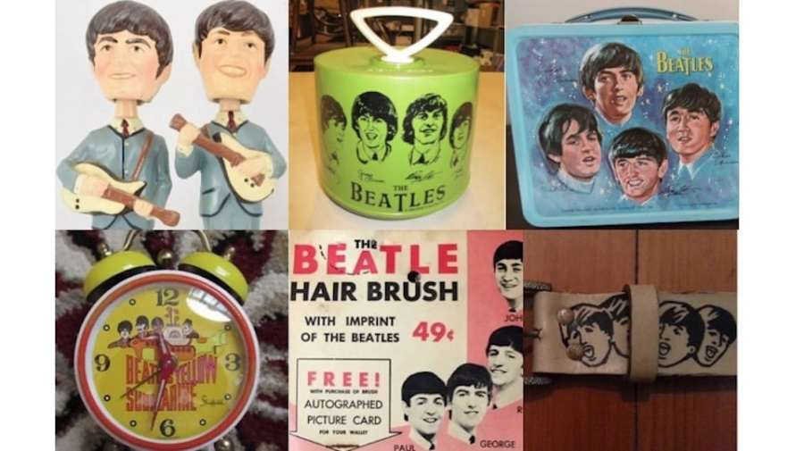 Beatles Collectibles