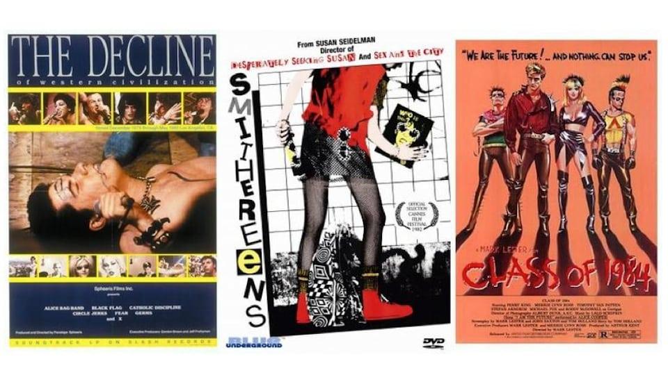 Punk movies
