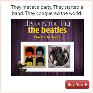 Beatles Early Years Ad