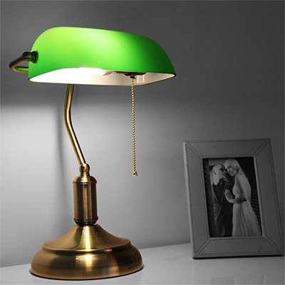 Design Classics The History Of The Bankers Lamp