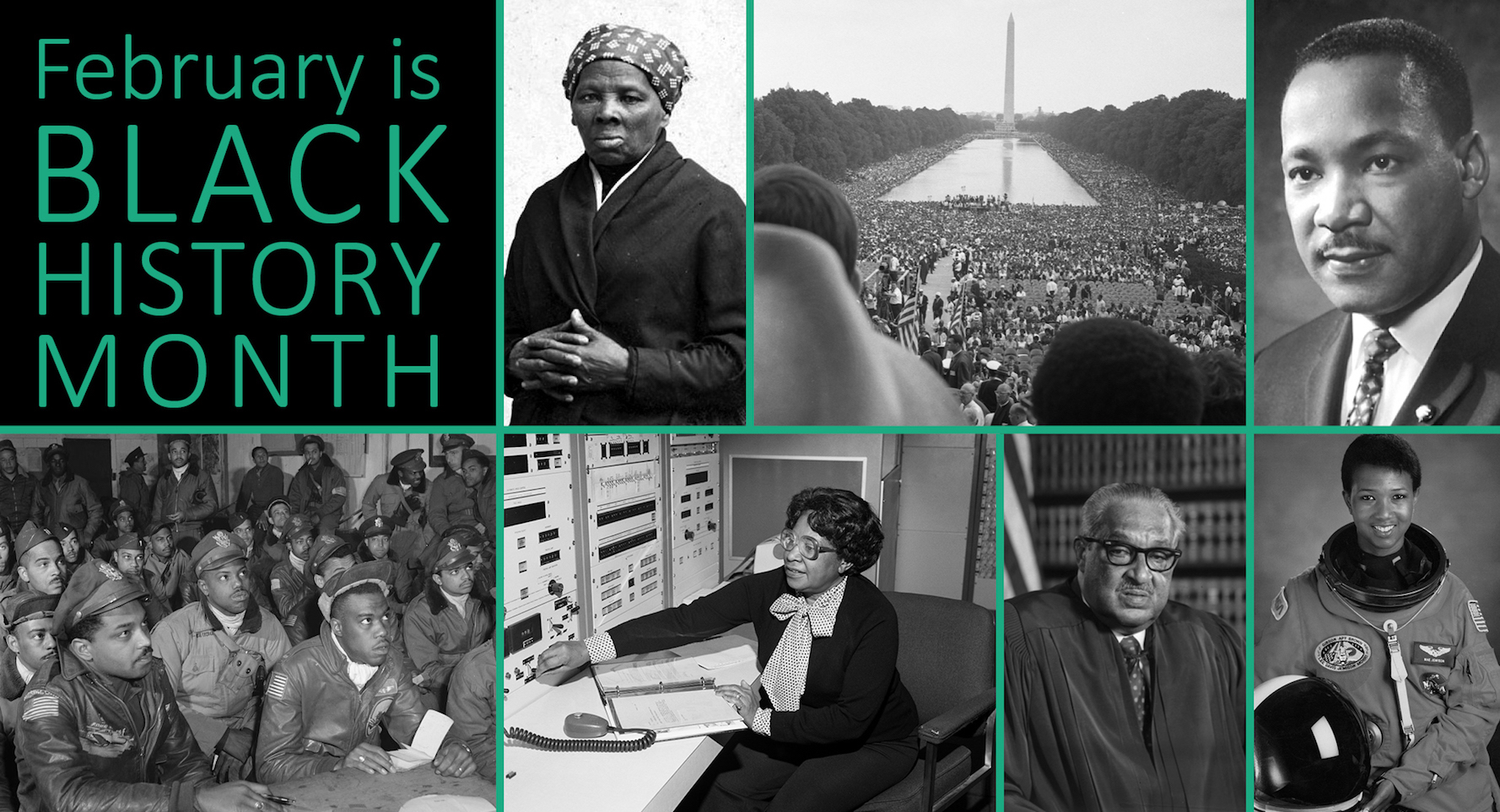 Celebrate Black History Month In Montgomery County