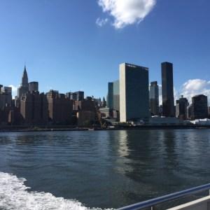 Ferry Ride by Nancy Blaine.