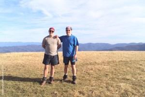 Wayne and Jeff in VA