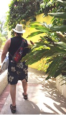 aruba walking